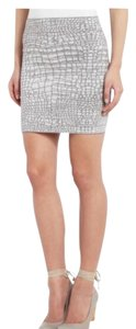 BCBGMAXAZRIA Mini Skirt print