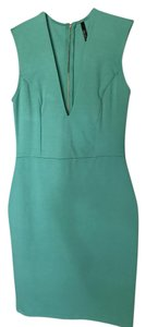 Lulu*s Bodycon Deep V Princess Seams Dress