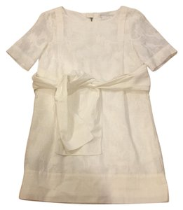 To the Max short dress creme on Tradesy