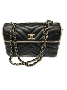 Chanel Flap Chevron Medium Shoulder Bag