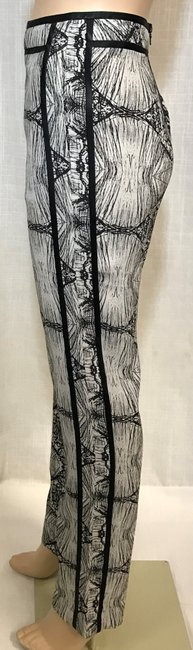 J Brand Funky Fun Relaxed Pants Black and White Multi Image 4