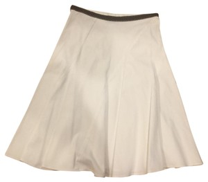 White House | Black Market Skirt whote