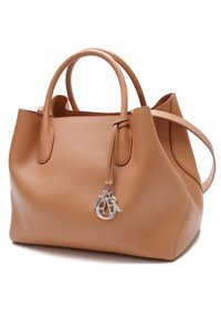 Dior Tote in Saddle (brown)