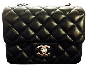 Chanel Mini Mini Flap Square Mini Classic Mini Cross Body Bag