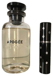 Louis Vuitton Louis Vuitton Apogee 5ML EDP filled in Black Refillable Spray