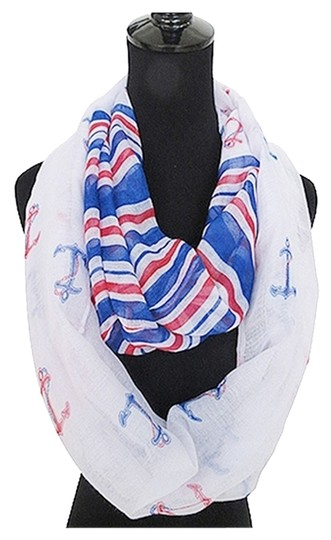 Other Anchor Infinity Loop Scarf
