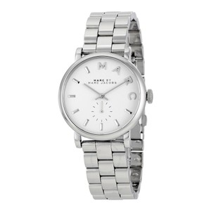 Marc Jacobs Marc Jacobs Women's Baker Silver-Tone Watch MBM3242