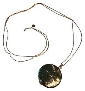 House of Harlow 1960 Medallion Necklace