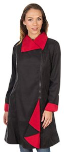 Other Nwt Reversible Travel-friendly Lightweight Asymmetric Raincoat