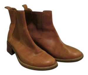 Rockport Tan, Brown Boots