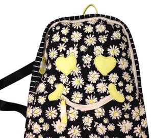 Betsey Johnson Nwt Quilted Weekender Backpack