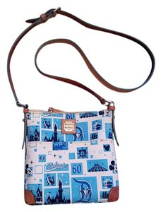 Dooney & Bourke And Letter Carrier Disneyland Cross Body Bag