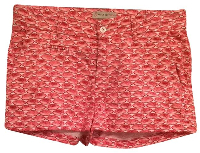 Preload https://item2.tradesy.com/images/paul-and-joe-pink-white-red-fish-printed-stretch-gabardine-size-6-s-28-2092966-0-0.jpg?width=400&height=650