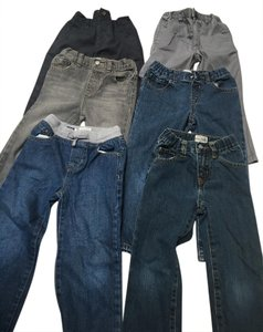 The Children's Place Toddler Boy Play Clothes Khaki Straight Leg Jeans