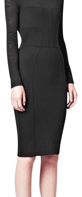 Preload https://img-static.tradesy.com/item/20929705/french-connection-black-agney-striped-panelled-mid-length-cocktail-dress-size-4-s-0-1-650-650.jpg