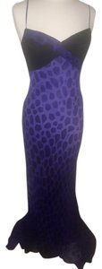 Alberto Makali Size 8/10 Gown And Silk Free Shipping Dress