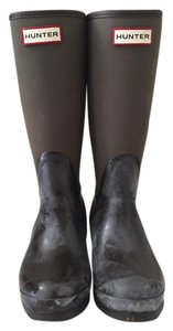 Hunter Brown Boots