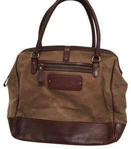 Brooks Brothers Satchel in Brown