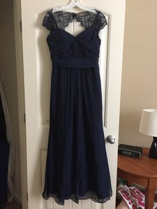 Jim Hjelm Navy Jim Hjelm 5427 Dress