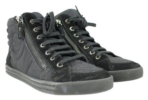 Chanel Runners Trainers Fashion Sneaker Tennis Black Athletic