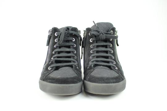 Chanel Runners Trainers Fashion Sneaker Tennis Black Athletic Image 2