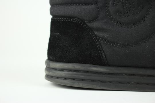 Chanel Runners Trainers Fashion Sneaker Tennis Black Athletic Image 3