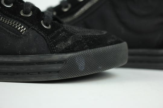Chanel Runners Trainers Fashion Sneaker Tennis Black Athletic Image 5