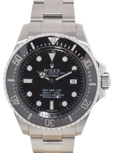Rolex Rolex 116660 Deepsea Sea-Dweller Stainless Steel Watch