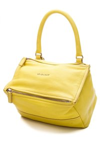 Givenchy Satchel in Yellow