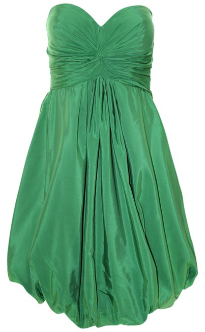 Preload https://img-static.tradesy.com/item/20930505/anthropologie-green-pre-owned-hitherto-bubbled-strapless-short-casual-dress-size-4-s-0-1-650-650.jpg
