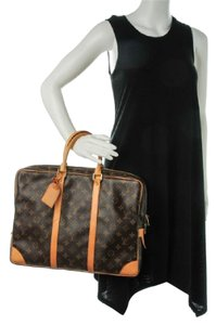 Louis Vuitton Lv Briefcase Brief Case Laptop Laptop Bag