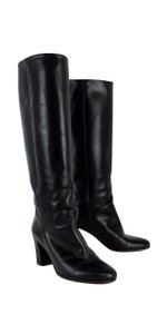 Maison Margiela Black Leather Boots