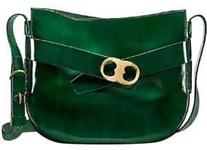 Tory Burch Patent Leather New Cross Body Bag