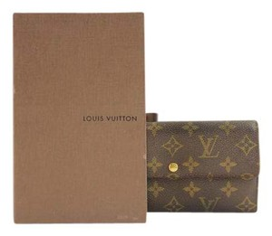 Louis Vuitton Monogram Sarah Long Bifold Wallet 1LVTY3917