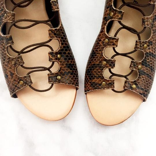 Matisse Brown Sandals Image 2