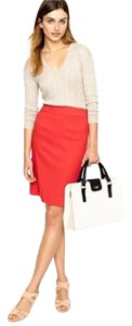 J.Crew Skirt coral