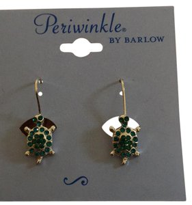 Periwinkle by Barlow turtle with green stones
