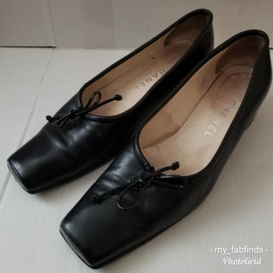 Preload https://img-static.tradesy.com/item/20930943/chanel-black-square-toe-ballerina-loafers-flats-size-eu-385-approx-us-85-regular-m-b-0-4-540-540.jpg