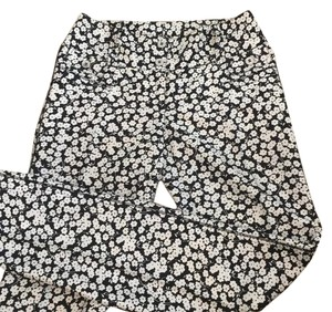 Dolce&Gabbana Straight Pants Black & White