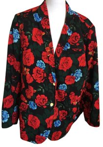 Vince Camuto Red Blazer
