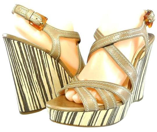 Preload https://img-static.tradesy.com/item/20931322/prada-natural-striped-wooden-platform-leather-strappy-sandals-105-11-wedges-size-eu-41-approx-us-11-0-3-540-540.jpg
