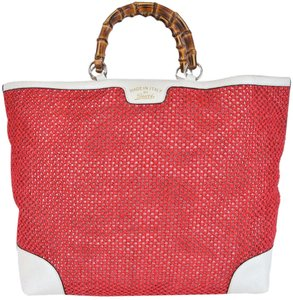 Gucci Tote in Red