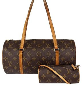 Louis Vuitton Lv Papillon Gm Neverfull Speedy Lv Crossbody Tote in Brown