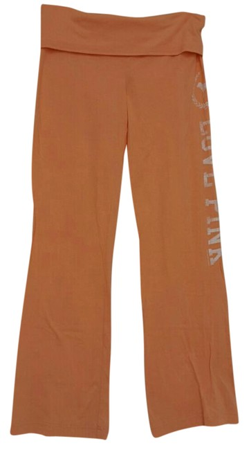 Item - Light Tangerine Lounge Activewear Bottoms Size 4 (S)