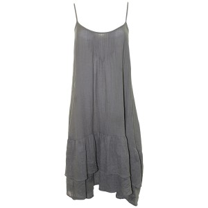 Free People short dress Army Green Sleeveless Free Flowing Machine Wash on Tradesy