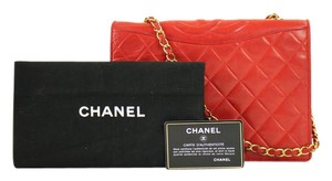 Chanel Crossbody Classic Flap Flap Chain Cc Shoulder Bag