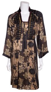 Etro short dress Multi on Tradesy
