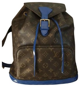 Louis Vuitton Custom Rare Classic Backpack