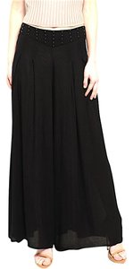 Other Wide Leg Pants black
