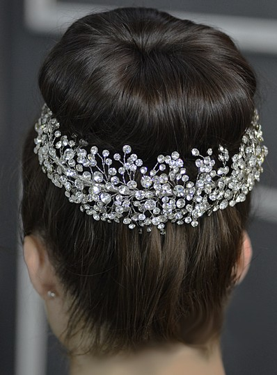 Rhinestone Sprig Wedding Headpiece E765